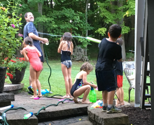 Josh gets hosed!